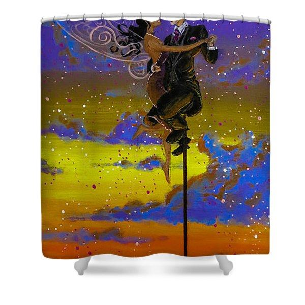 Dance Enchanted Shower Curtain