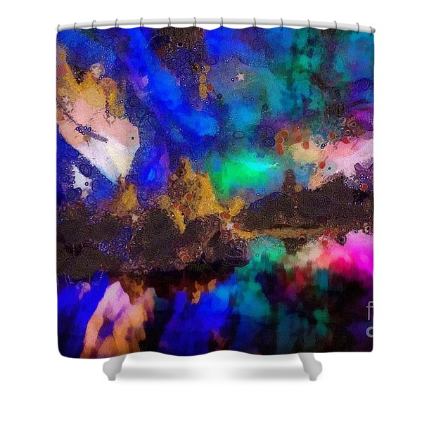 Dancing In The Moon Light Shower Curtain