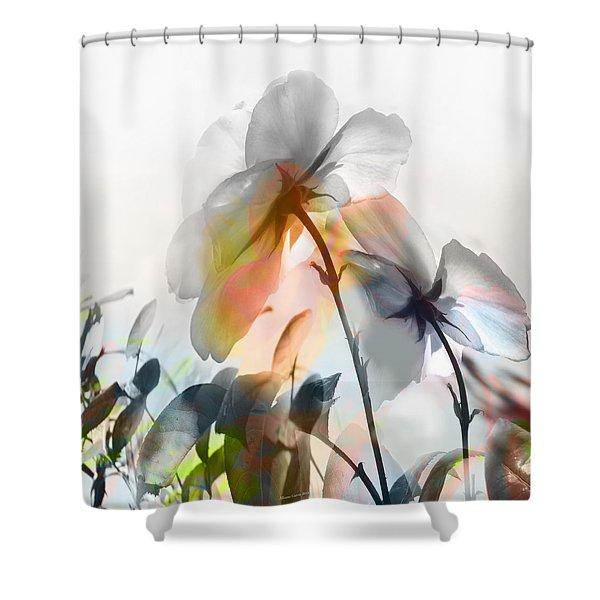 Danza En Primavera Shower Curtain