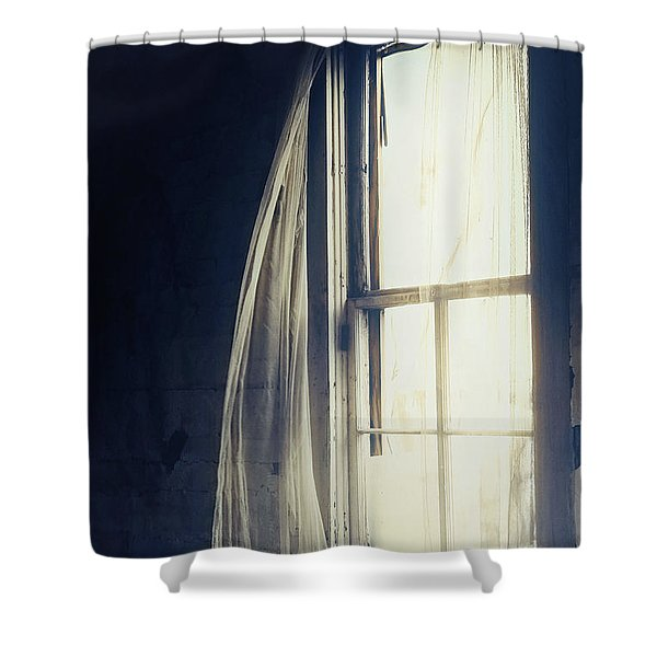 Dark Dreams Shower Curtain