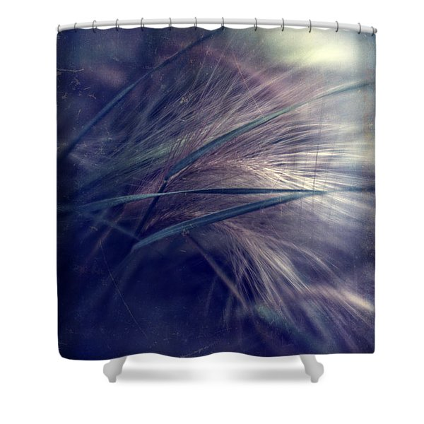 darkly series I Shower Curtain