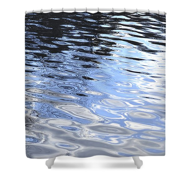 Darkness To Light Shower Curtain