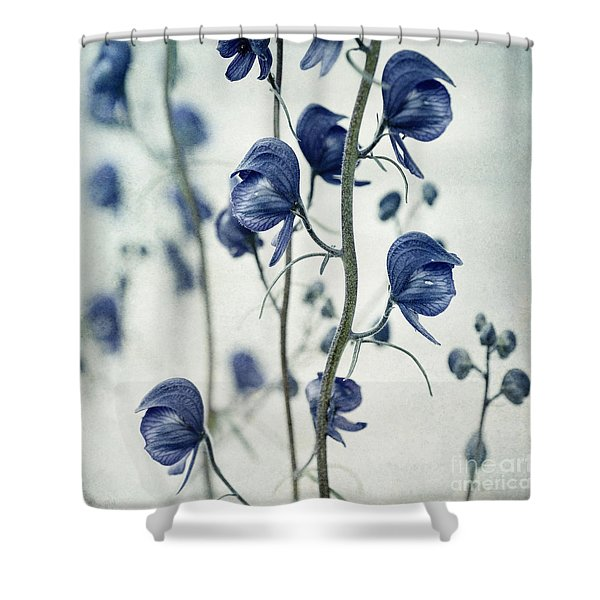 Deadly Beauty Shower Curtain