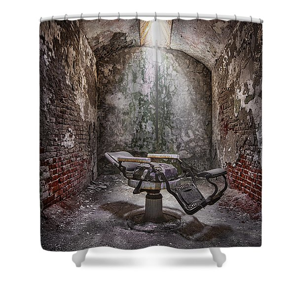 Dear Agony Shower Curtain
