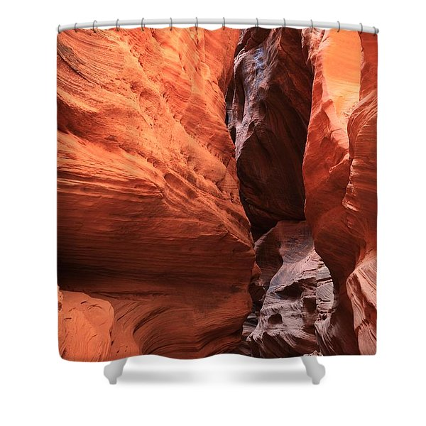 Deep In The Narrows Shower Curtain