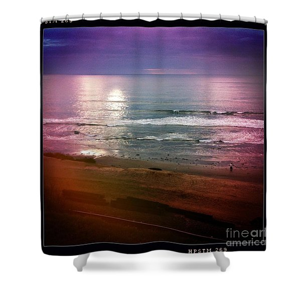 Del Mar Shower Curtain