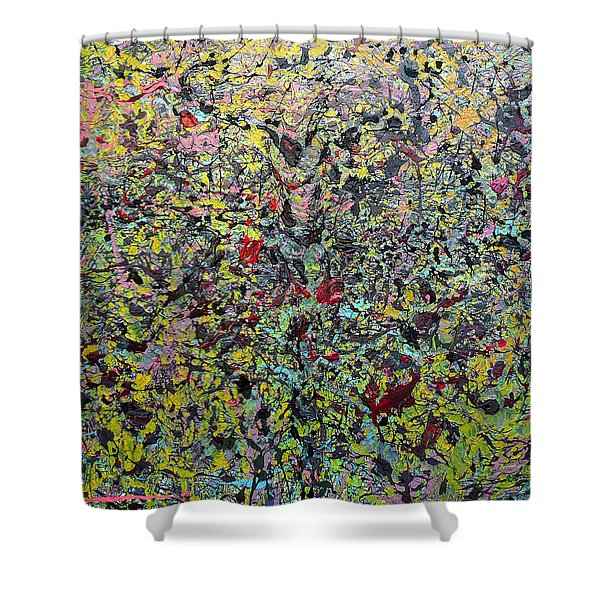 Devisolum Shower Curtain