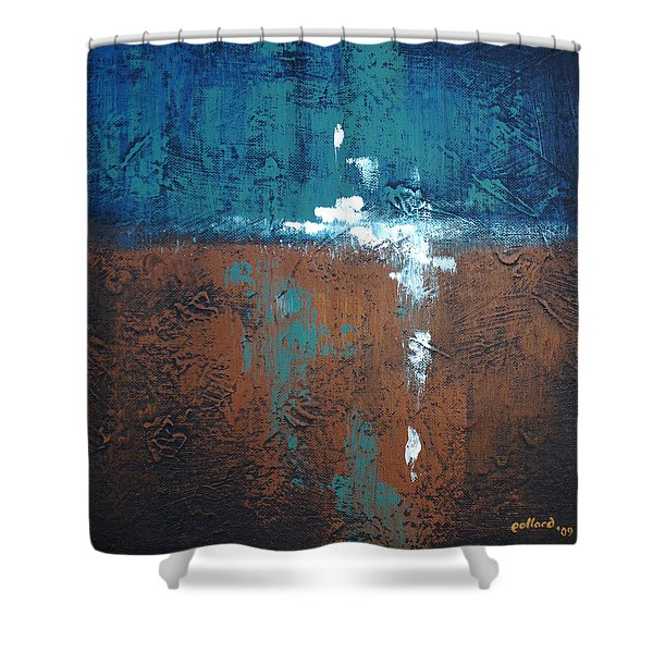 Disenchanted Shower Curtain