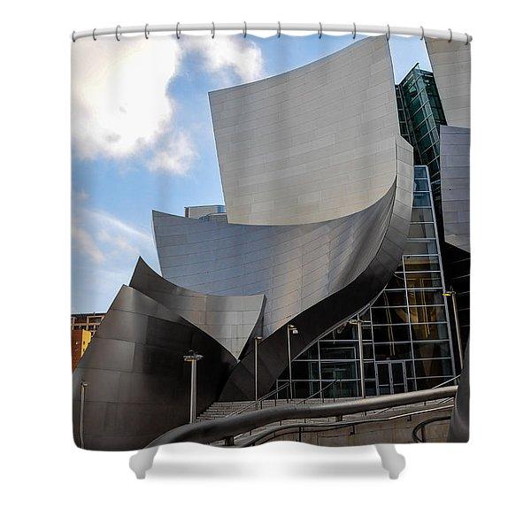 Disney Hall Shower Curtain