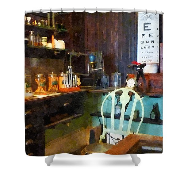 Doctor - Pediatrician's Office Shower Curtain