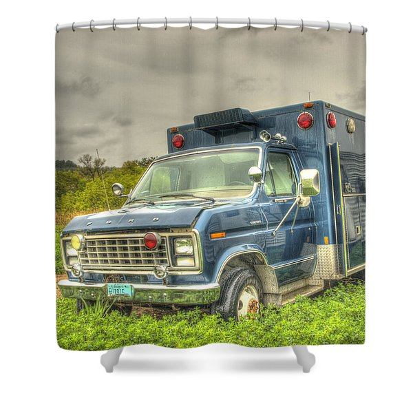 Don't Call Me  Shower Curtain
