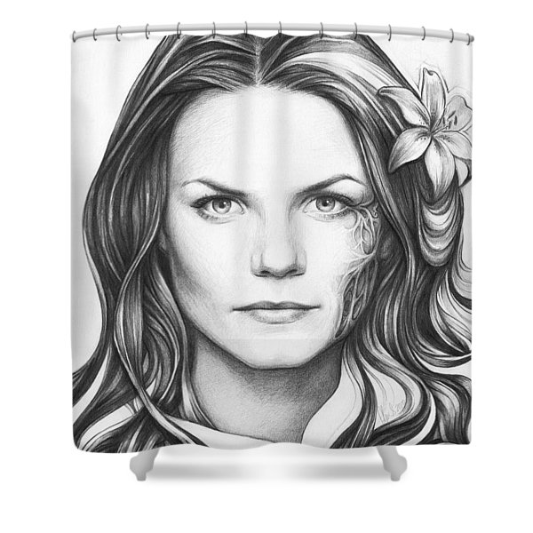 Dr. Cameron - House Md Shower Curtain