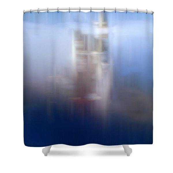 Dream Castle I Shower Curtain