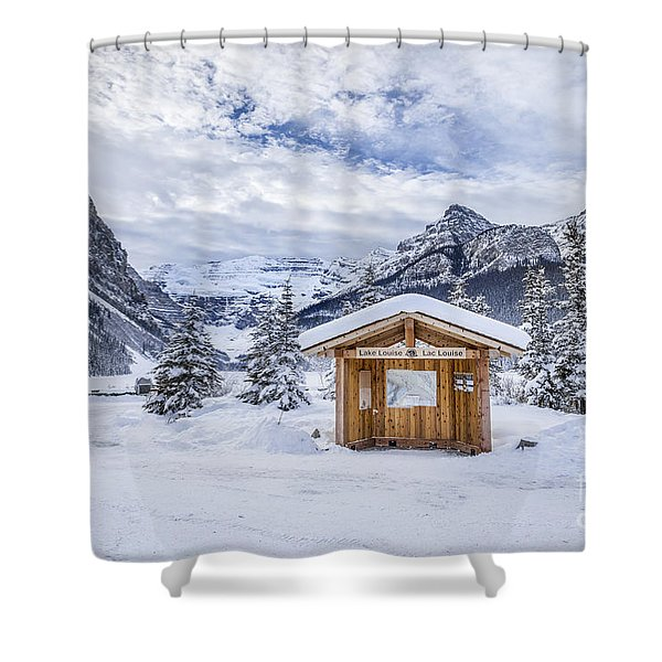 Dream Factor Shower Curtain
