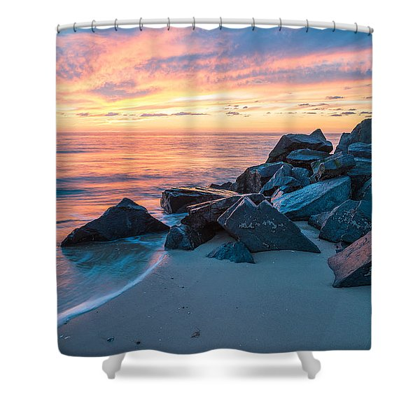 Dream In Colors Shower Curtain