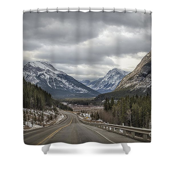 Dream Journey Shower Curtain