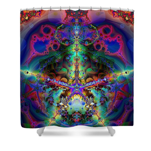 Dream Star Shower Curtain