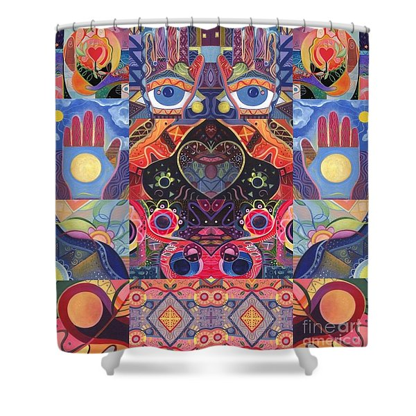 Dreaming Is Free Shower Curtain