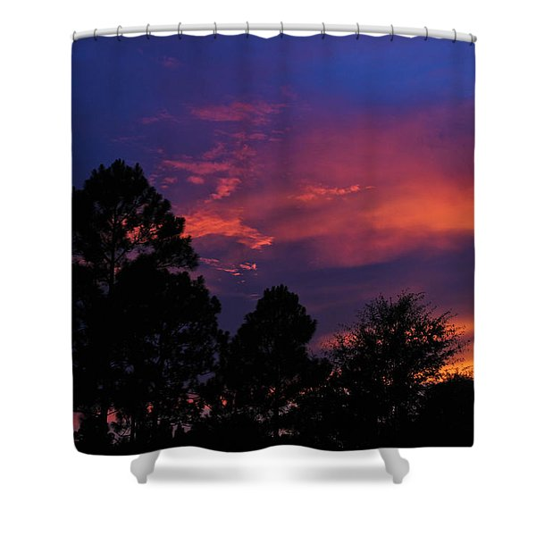 Dreaming Of Mobile Shower Curtain