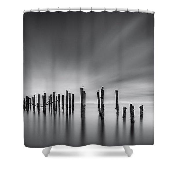 Dreams Of Desolation Shower Curtain