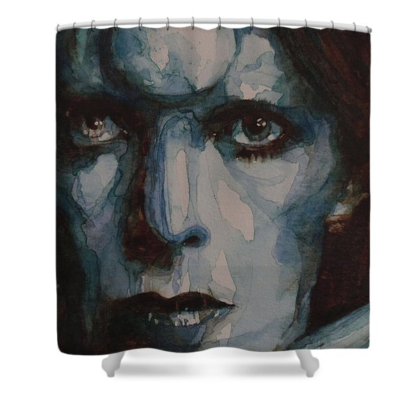 Drive In Saturday Shower Curtain