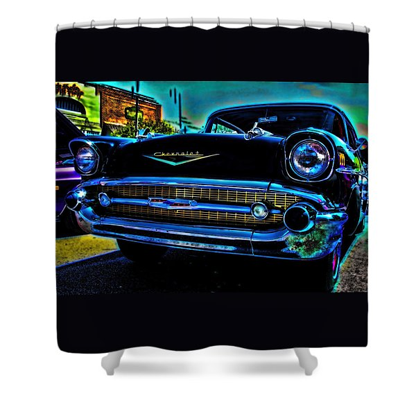 Drive In Special Shower Curtain