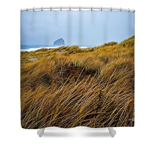 Dunes, Oregon Coast Shower Curtain