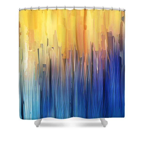Each Day Anew Shower Curtain