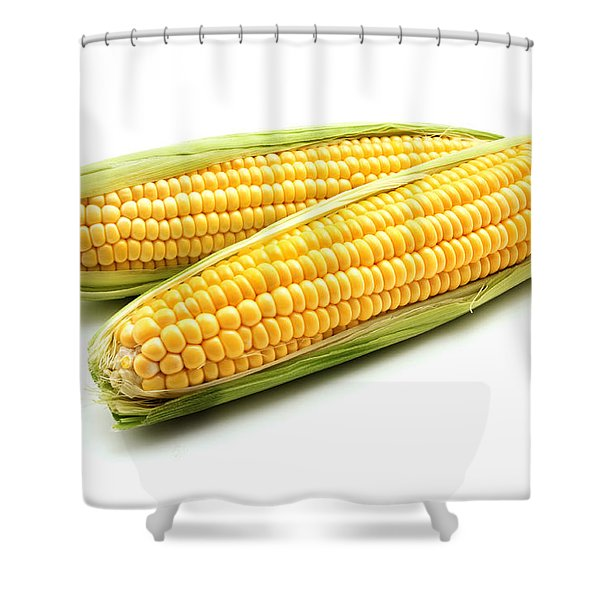 Ears Of Maize Shower Curtain