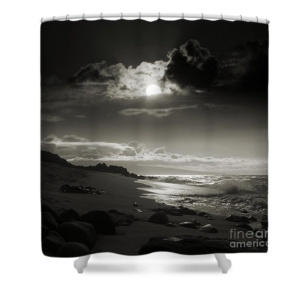 Earth Song Shower Curtain