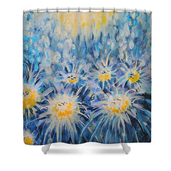 Edentian Garden Shower Curtain