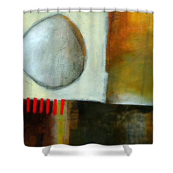 Edge Location #4 Shower Curtain