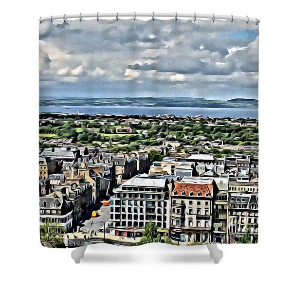 Edinburgh Shower Curtain