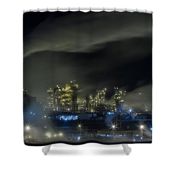 Eery Shower Curtain