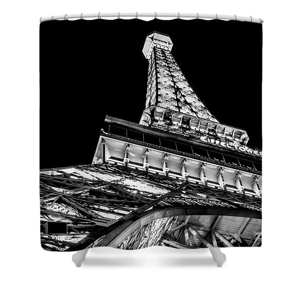 Industrial Romance Shower Curtain