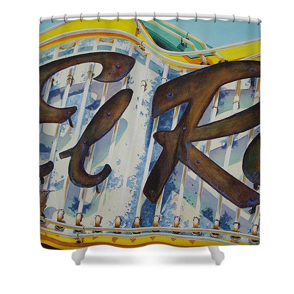 El Ray Shower Curtain
