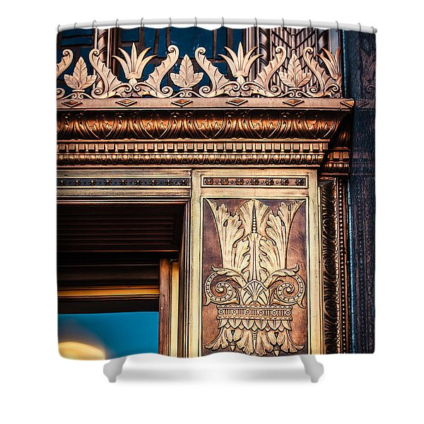 Elegant And Old Shower Curtain