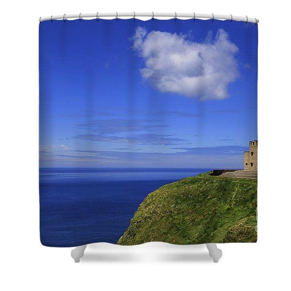 Emerging Castleland Shower Curtain