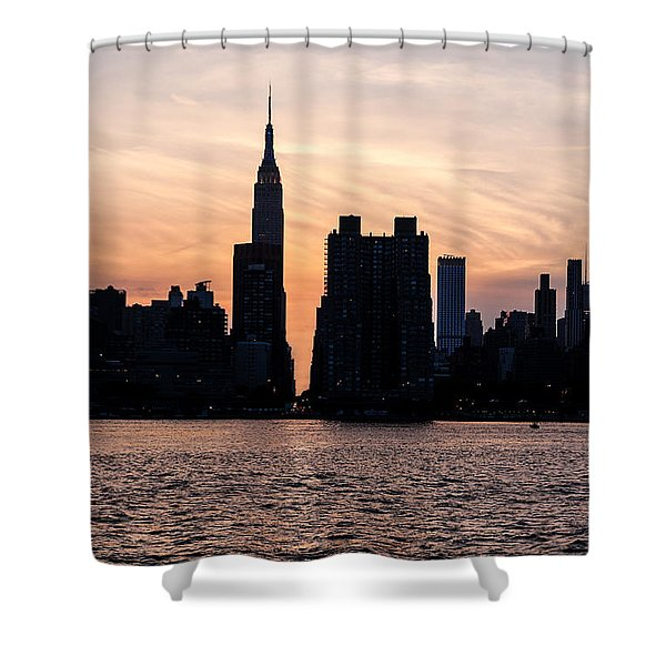 Empire On 5th Avenue Shower Curtain