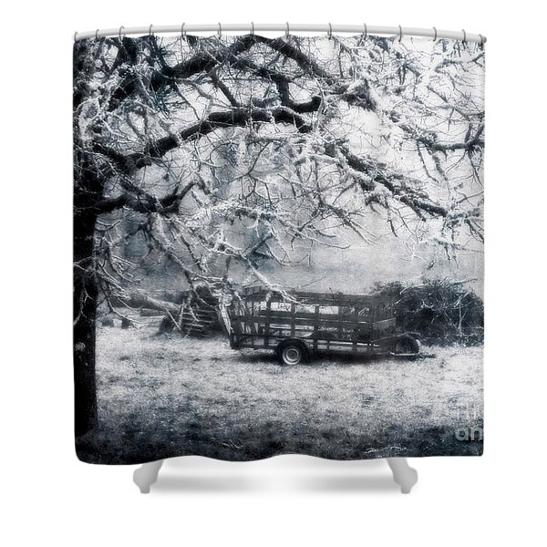 Enchanted Pasture Shower Curtain
