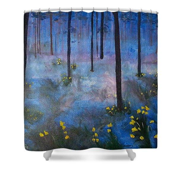 Enchantment Shower Curtain