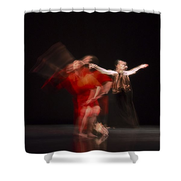 Encore 10 Shower Curtain