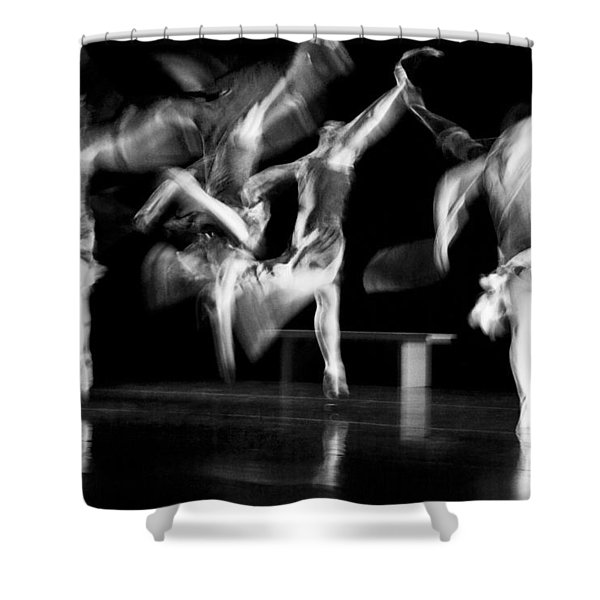 Encore 3 Shower Curtain
