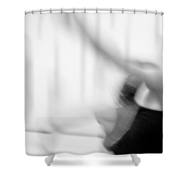 Shower Curtain featuring the photograph Encore 4 by Catherine Sobredo