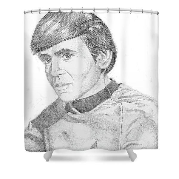 Ensign Pavel Chekov Shower Curtain