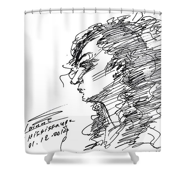 Erbi Shower Curtain