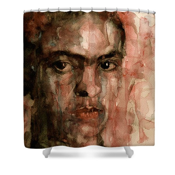 Everybody Hurts Shower Curtain