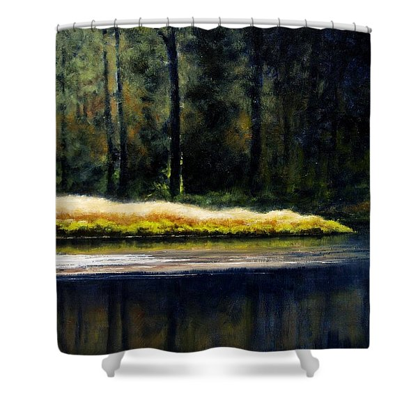 Evetide Shower Curtain
