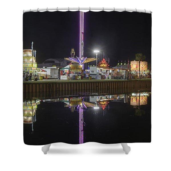 Fair Reflections Shower Curtain