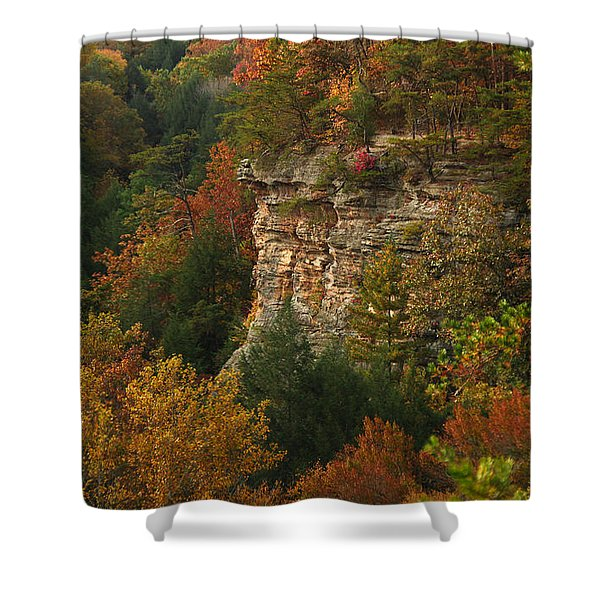 Fall Light Shower Curtain